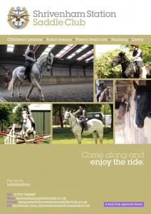 saddle club poster